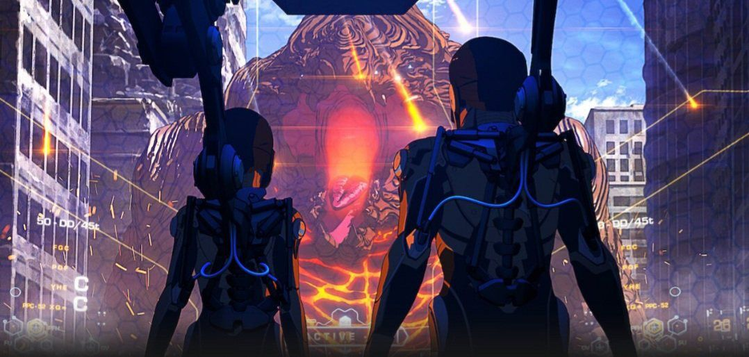 Netflix launches 'Pacific Rim: The Black' anime sequence
