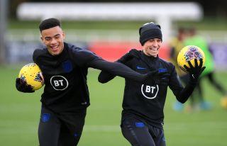 England U21 Media Day – St George's Park