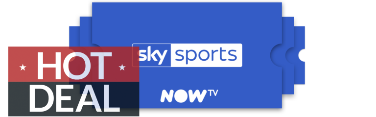 Now TV Sky Sports deal back to school