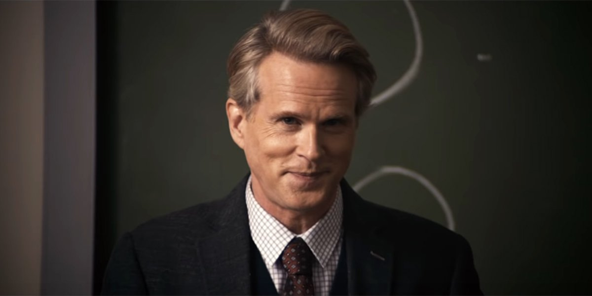 Why Cary Elwes Didn't Watch The Original Black Christmas