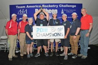 It's Teen Rocket Science! Georgia Team Wins National Fly-Off