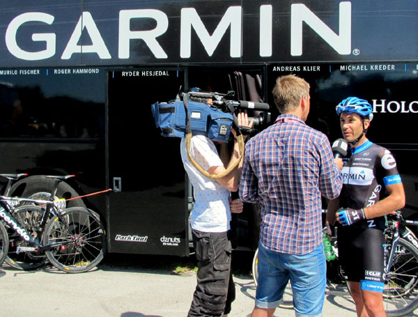 Christophe Le Mevel, Giro d