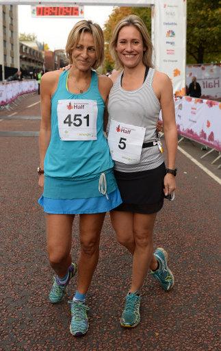 Emily Maitlis con Sophie Raworth