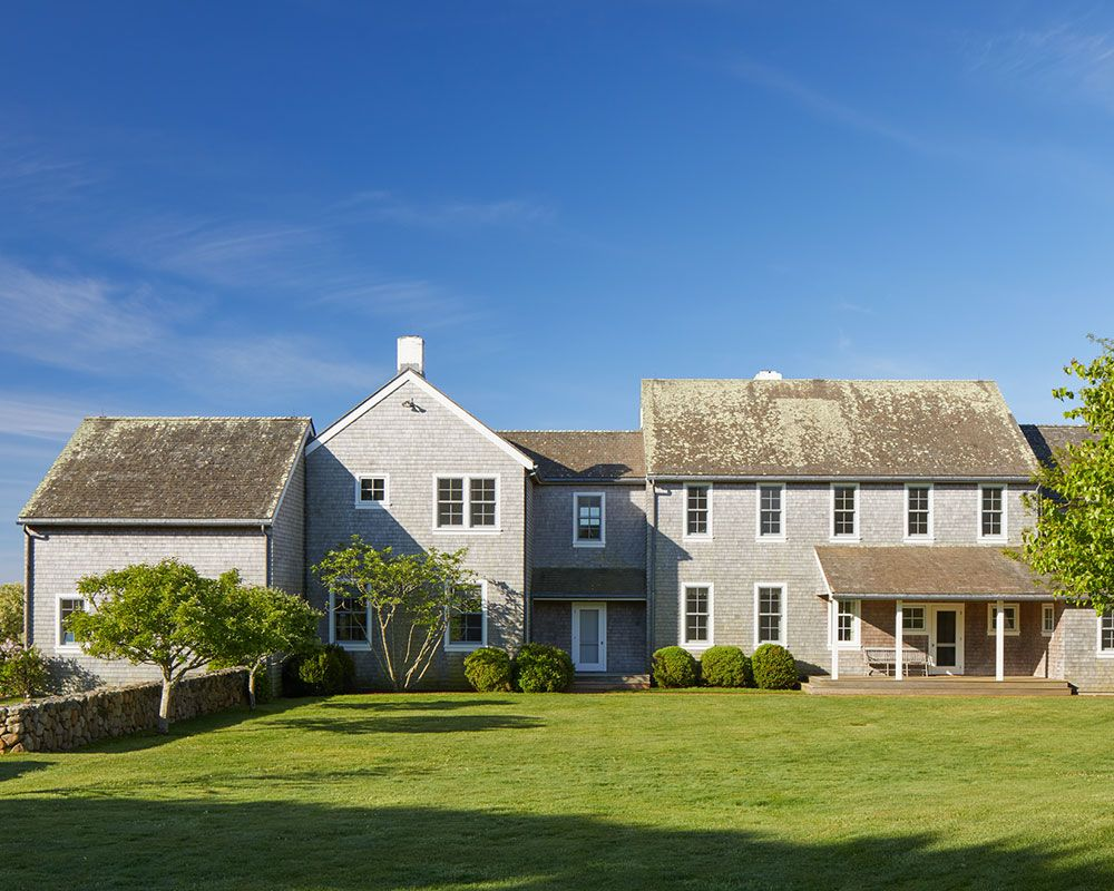 Jackie Kennedy Onassis's Martha's Vineyard house and estate is on sale for $65 million