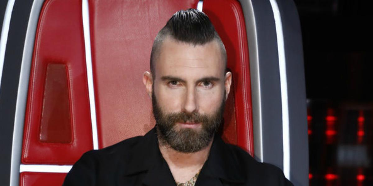The Voice Adam Levine NBC