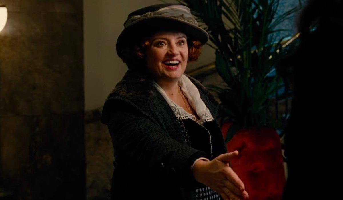 Lucy Davis as Etta Candy in Wonder Woman