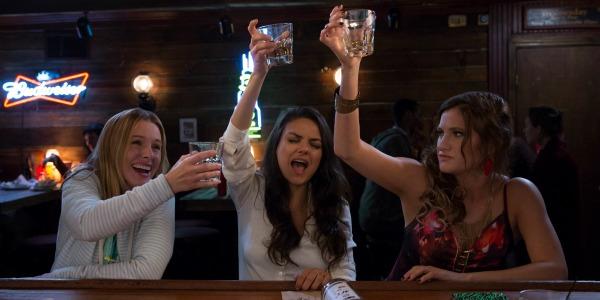 Bad Moms drinking