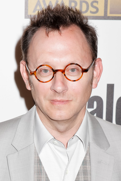 Michael Emerson: 'It's a techno noir thriller'