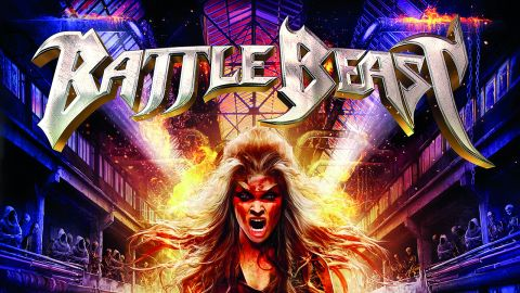 Battle Beast bringer of pain album art