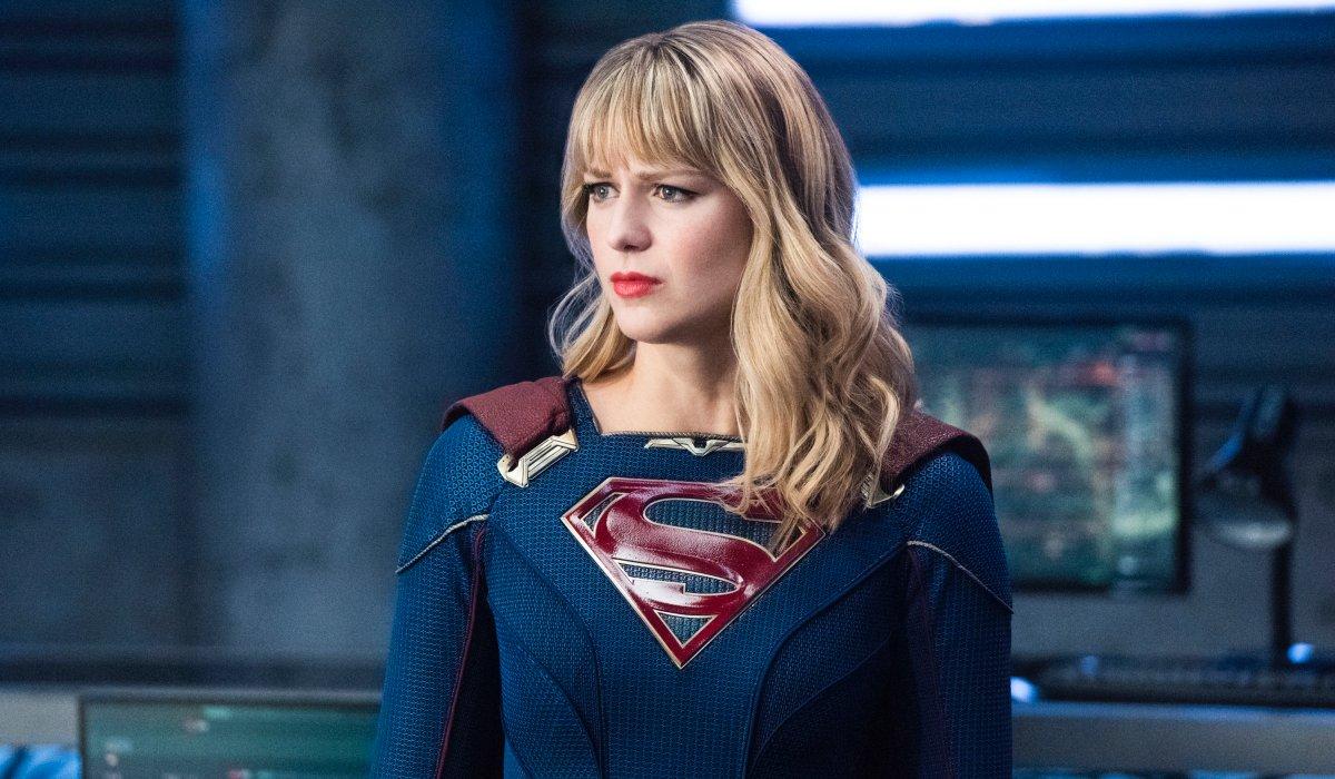 supergirl tv show kara bangs