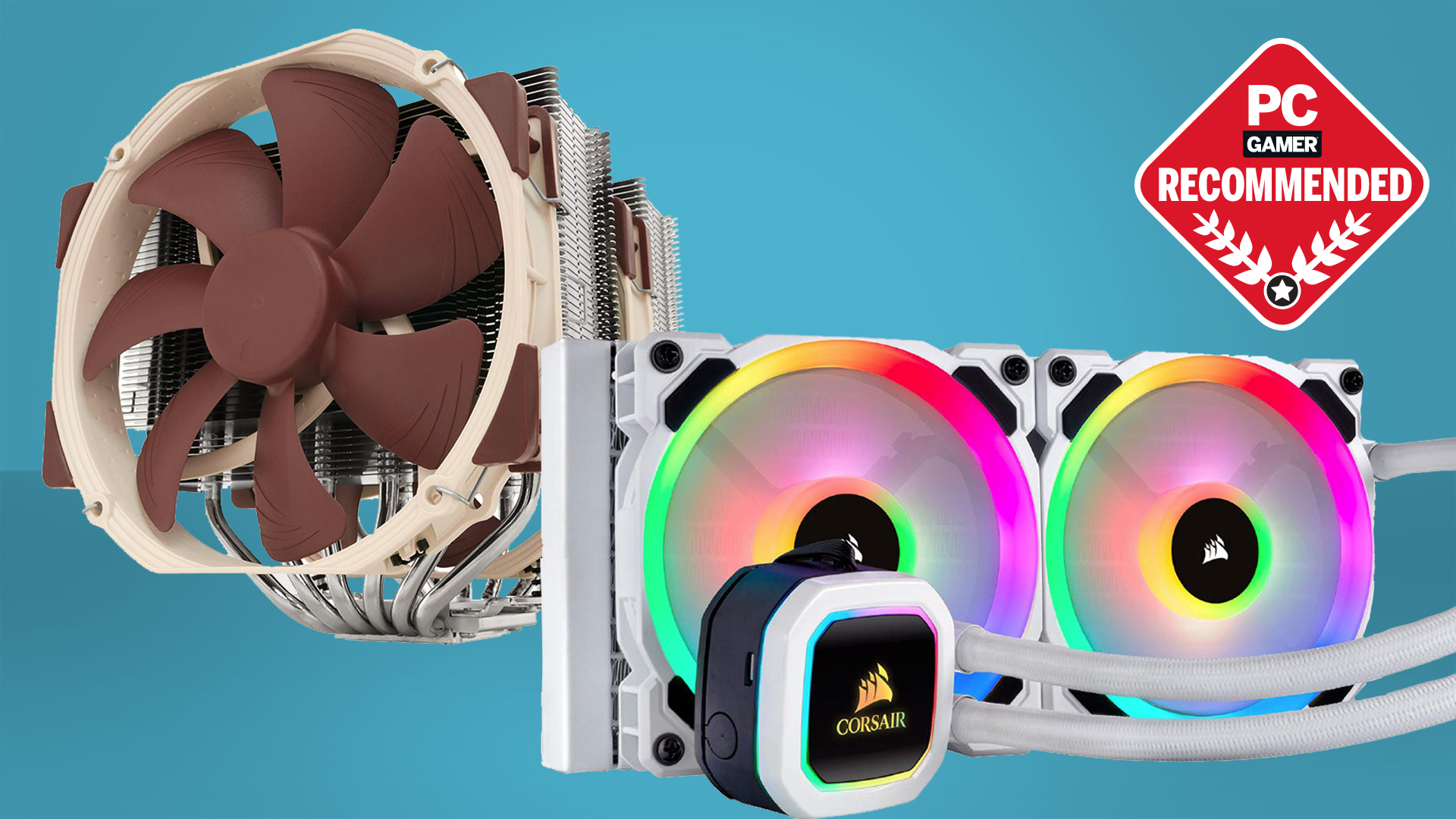 Best Aio Water Cooler 2021 The best CPU coolers 2020 | PC Gamer