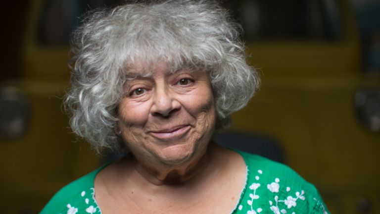 Miriam Margolyes discusses her alleged sexist treatment at the hands of Monty Python