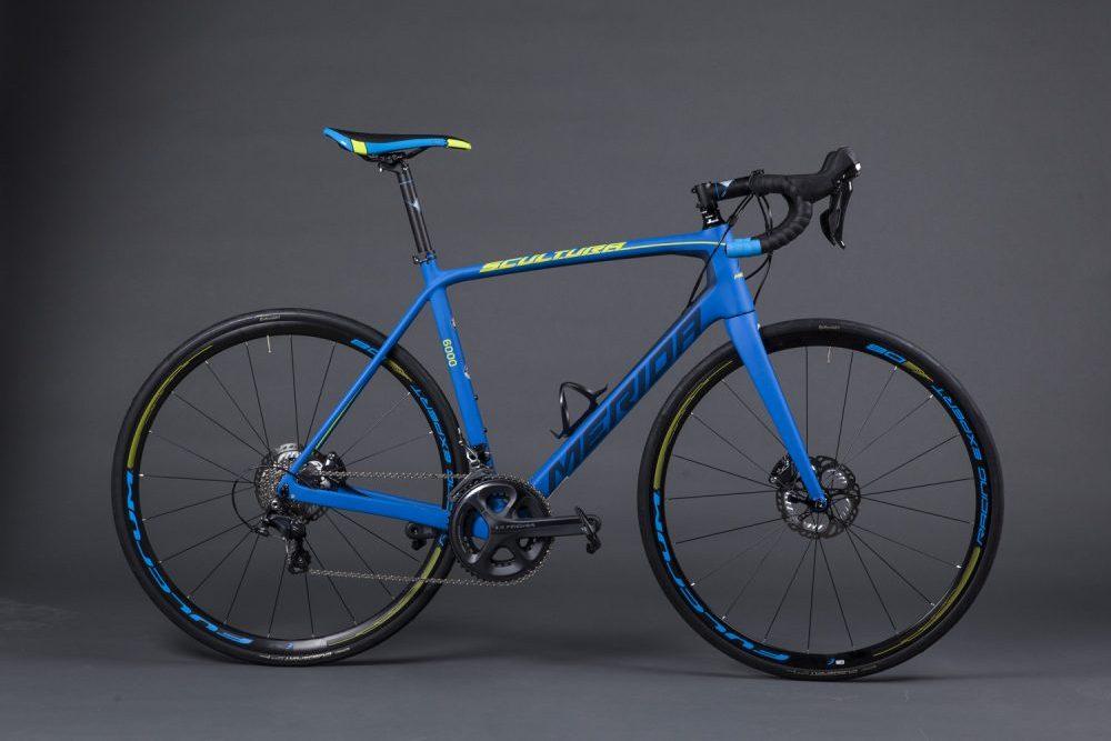 merida scultura disc 6000 endurance bike of the year