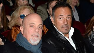 A picture of Billy Joel and Bruce Springsteen