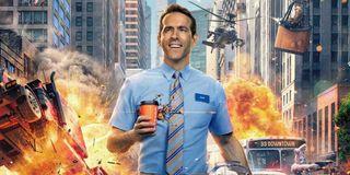 Ryan Reynolds in Free Guy