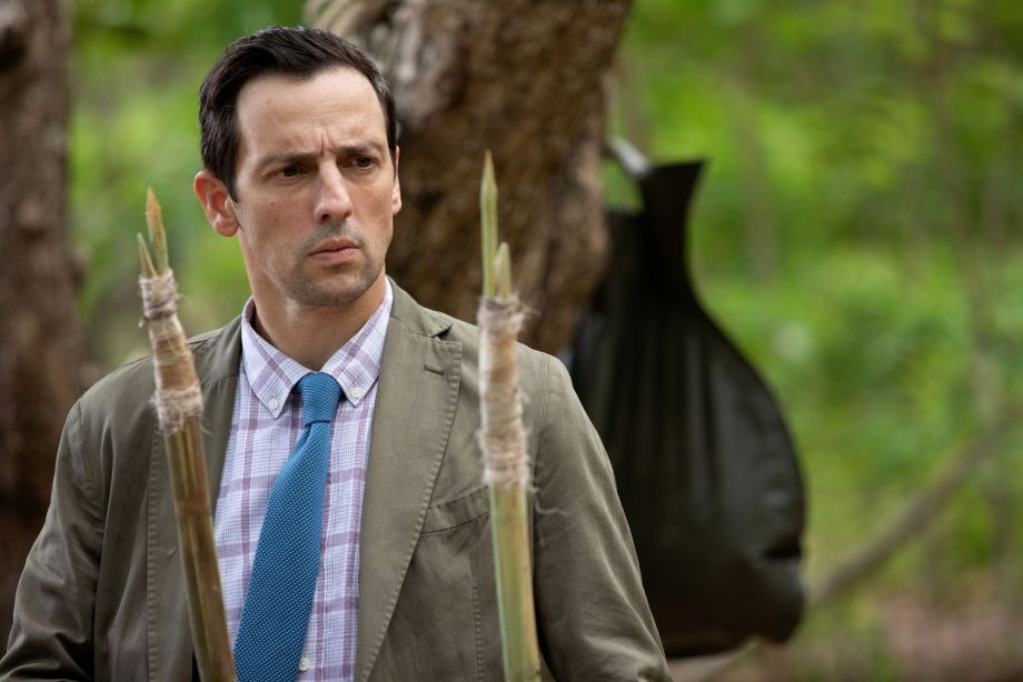 Death in Paradise Ralf Little as DI Neville Parker