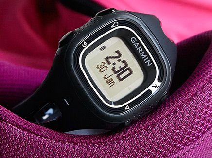 Garmin Forerunner 10 Review: Waterproof GPS Watch | Tom's Guide