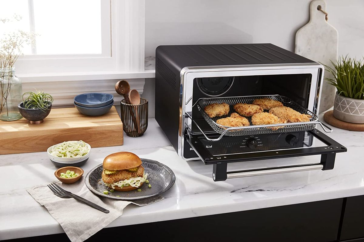 Best toaster oven 2021: our top 5 toaster oven air fryers