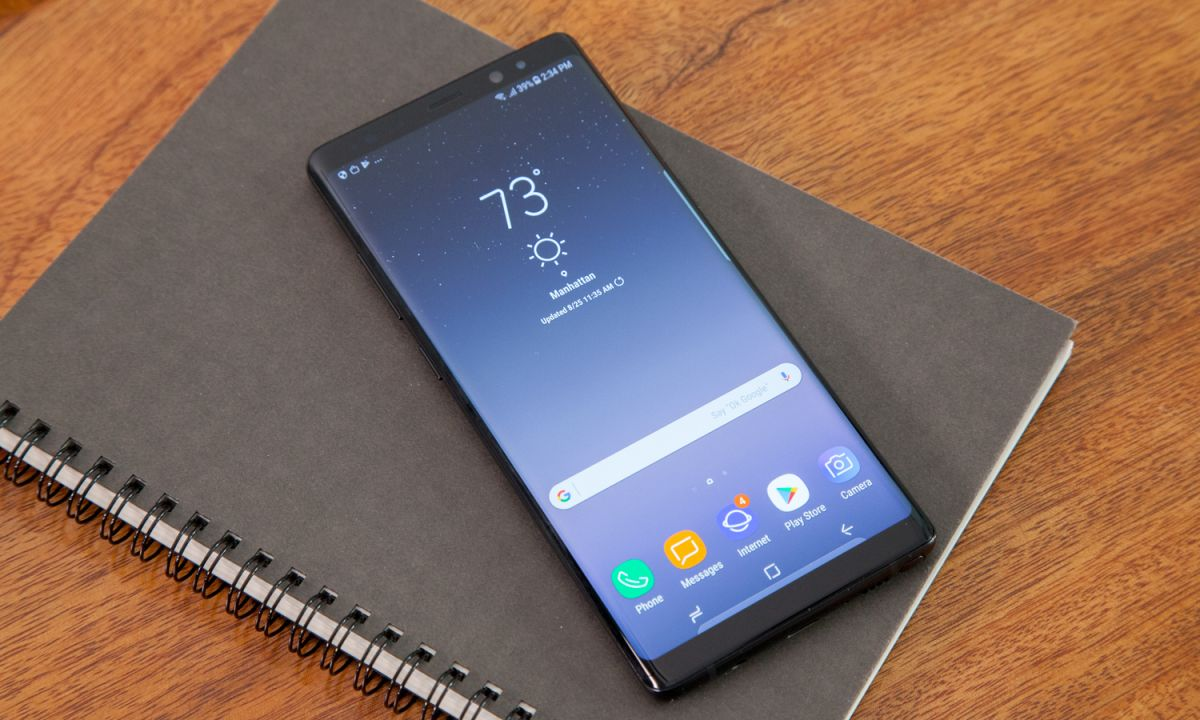 Galaxy Note 9 vs  Galaxy Note 8: What's New? | Tom's Guide