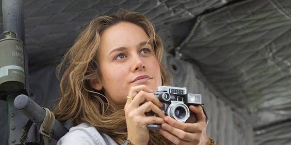 Brie Larson in Kong: Skull Island