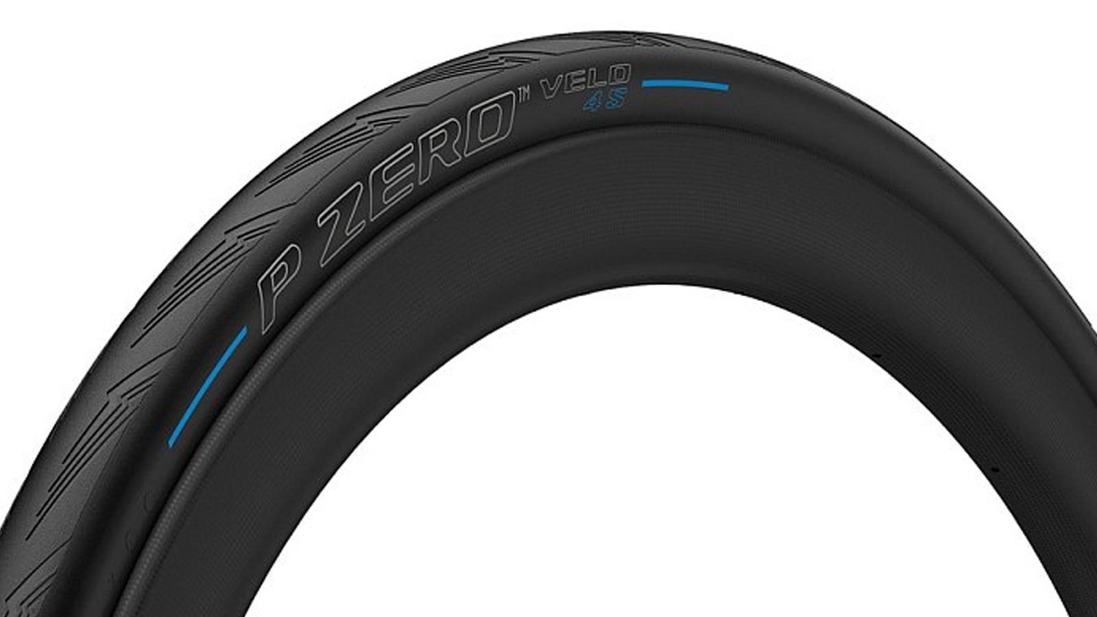 Best Road bike tyres: Pirelli P Zero Velo 4S