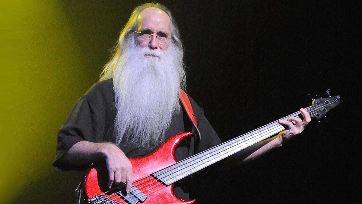 """Lee Sklar: """"I go onto YouTube and see all these amazing players, and I say, 'Christ, I'd be embarrassed to take a bass out in the same room as those guys'"""""""