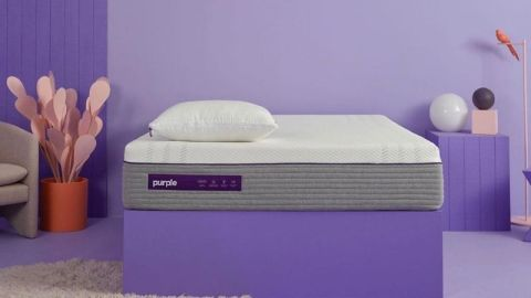 Purple Hybrid mattress review