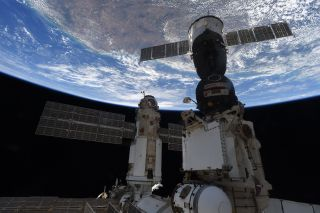 The space station spun far more than the reported 45 degrees, according to NASA flight director Zebulon Scoville.