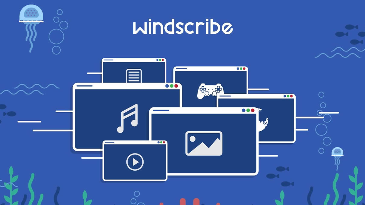 Best VPN: Windscribe