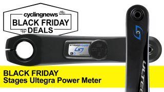 Stages Ultegra Power Meter Black Friday Deal