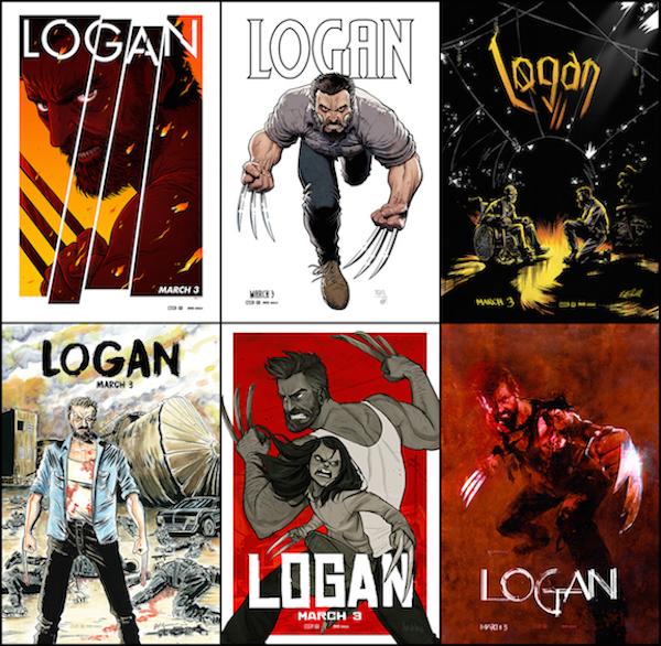 Logan posters