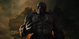 Snyder Cut Merchandise Reveals Darkseid's Cool Armor