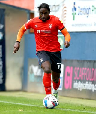 Luton Town v Wycombe Wanderers – Sky Bet Championship – Kenilworth Road