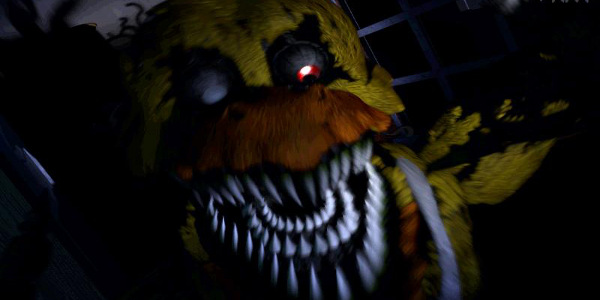 Five Nights At Freddy's 4 Halloween Update Will Reveal Designer's Next Game