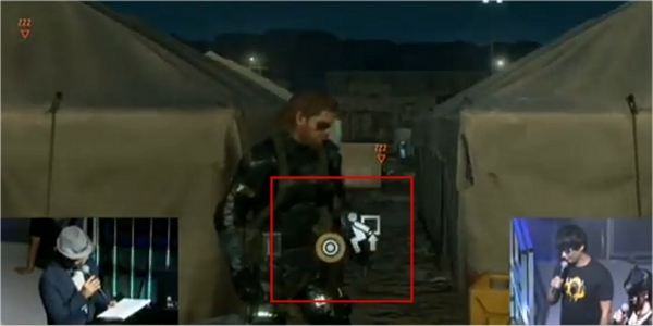 Metal Gear Solid 5 Tgs 2013 Video Shows 12 Minutes Of Gameplay