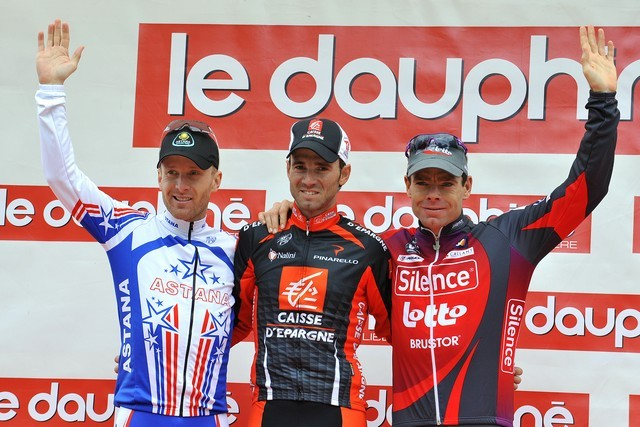 Dauphine Libere 2008