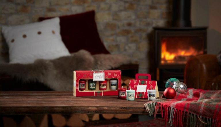 Yankee candle gift set