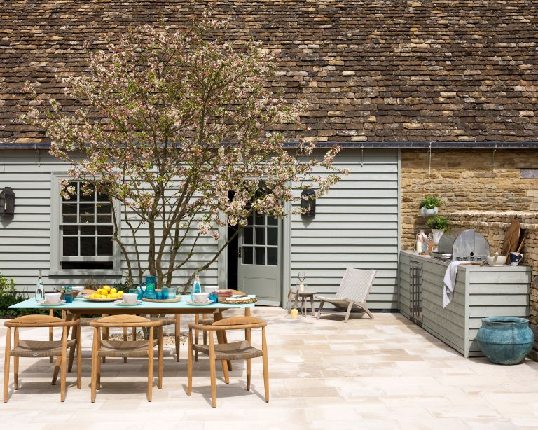 How to plan an outdoor kitchen