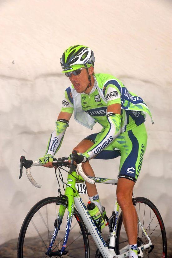 Giro 2008 stage 20 wegelius