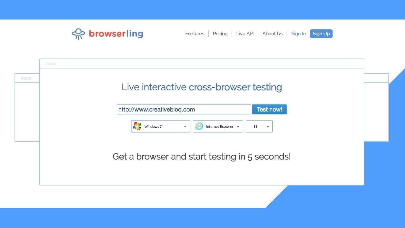 5 cross-browser testing tools to try today | Creative Bloq