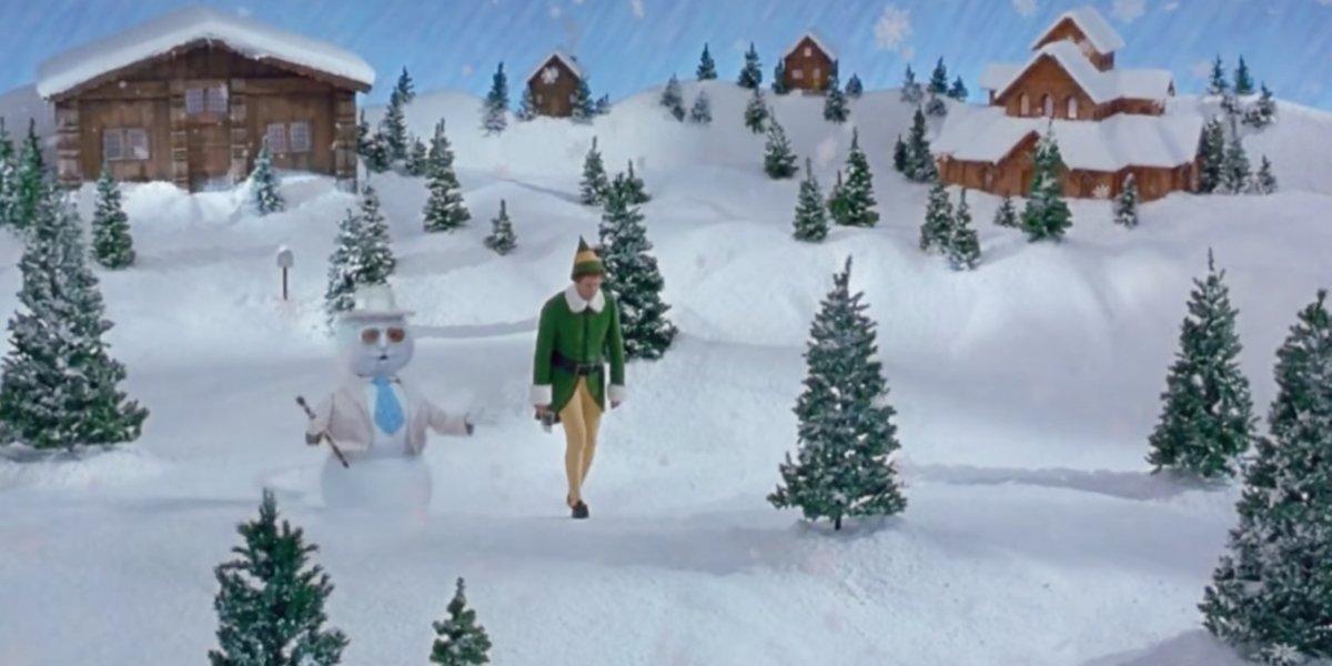 Will Ferrell in Elf