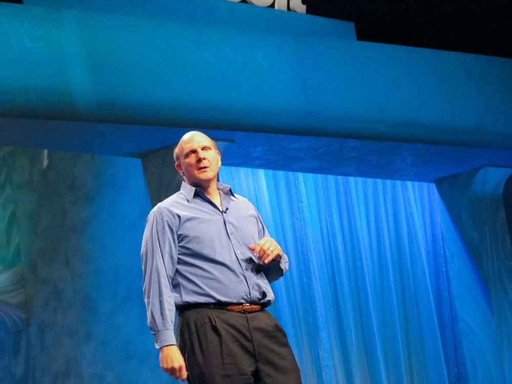 Someone might need to check on Steve Ballmer. Microsoft has developed its own Linux distro, CBL-Mariner, and released it under the open source MIT Lic