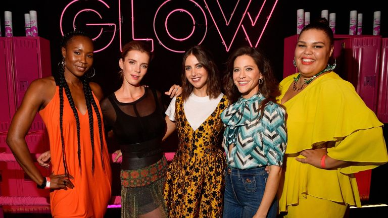Glow Netflix Series