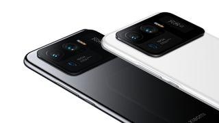 Xiaomi Mi 11 Ultra schwarz und weiß