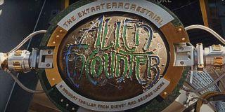 Alien Encounter sign