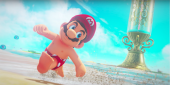 The Internet Is Losing It Over Mario's Nipples