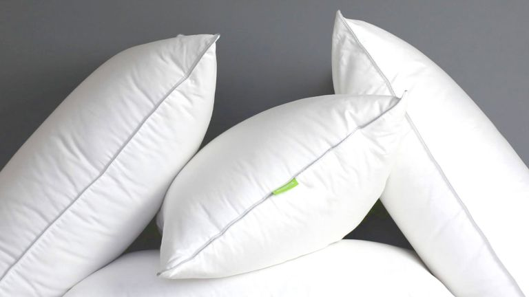 best pillow: Scooms Hungarian Goose Down pillow