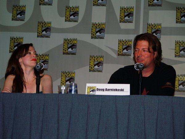 Comic Con: Red Sonja Panel In Detail #201