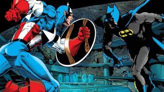 DC Marvel crossover