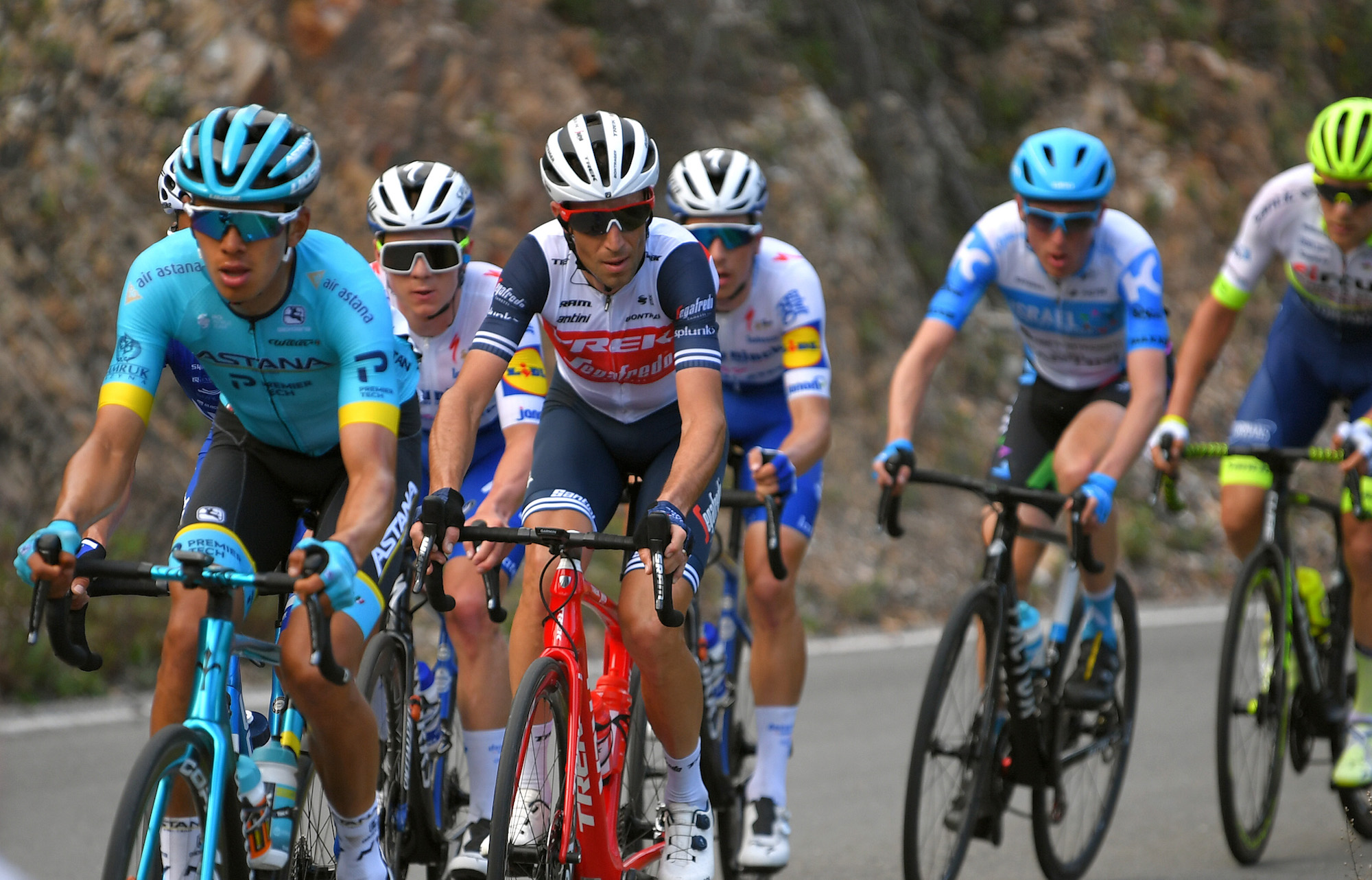 Vincenzo Nibali says Remco Evenepoel will be 'a real rival' at the Giro d'Italia - Cycling Weekly